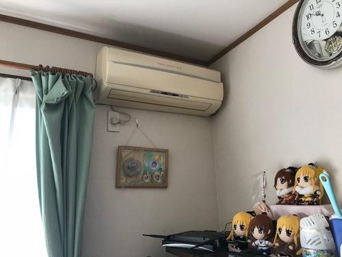 エアコン 掃除その2 - 1.jpg